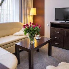 Отель Rezydencja Sienkiewiczówka 3* Апартаменты с различными типами кроватей фото 2
