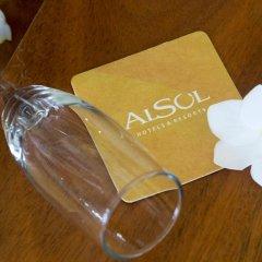 Отель Alsol Luxury Village удобства в номере