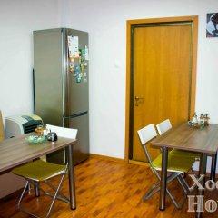 Хостел Hothos Стандартный номер с различными типами кроватей фото 13