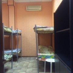 Hostel na Proletarskoy Кровать в мужском общем номере двухъярусные кровати фото 9