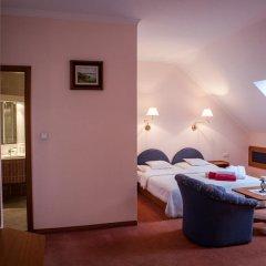 Отель Villa Mediterran Венгрия, Хевиз - 1 отзыв об отеле, цены и фото номеров - забронировать отель Villa Mediterran онлайн комната для гостей фото 4