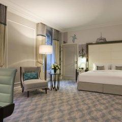 Отель Hilton Paris Opera 4* Улучшенный номер разные типы кроватей фото 4