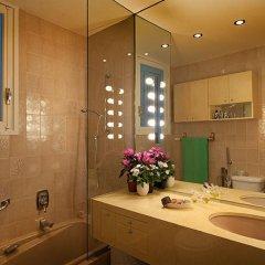 Отель Les Pervenches ванная фото 2