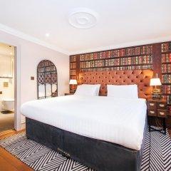 Hotel Indigo Edinburgh - Princes Street 4* Представительский номер с различными типами кроватей