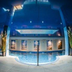 Hotel Szafir бассейн