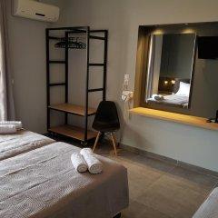Отель Babis Studios Греция, Аргасио - отзывы, цены и фото номеров - забронировать отель Babis Studios онлайн комната для гостей фото 3