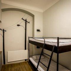 Ahoy! Hostel Кровать в общем номере с двухъярусной кроватью фото 12