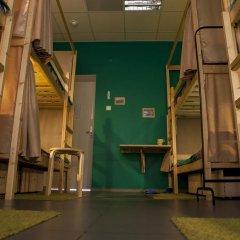 Nice Hostel Кровать в общем номере