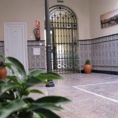 Отель Pensión Azahar 2* Стандартный номер с различными типами кроватей
