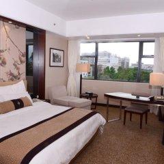 Guangdong Yingbin Hotel 4* Стандартный номер с различными типами кроватей фото 2
