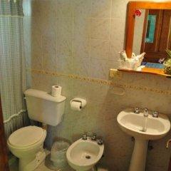Отель Eluney Cabañas ванная