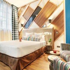 Отель Le Robinet dOr 3* Стандартный номер с различными типами кроватей фото 3