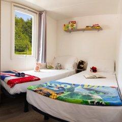 Отель Camping Village Fabulous Шале с различными типами кроватей фото 6