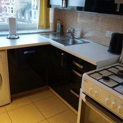 Отель Aparthotel Résidence Bara Midi 3* Улучшенные апартаменты с различными типами кроватей фото 16
