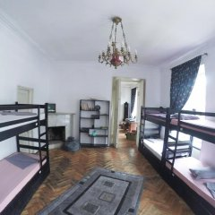 Opera Rooms&Hostel Кровать в общем номере с двухъярусной кроватью фото 4