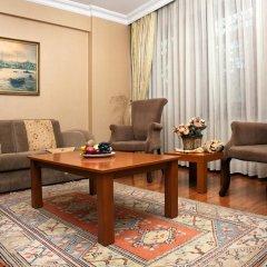 Апарт-отель Sultanahmet Suites Люкс с различными типами кроватей