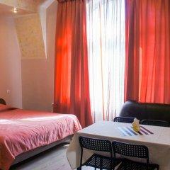Hotel na Turbinnoy 3* Семейная студия с двуспальной кроватью фото 2