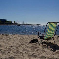 Thon Hotel Wergeland пляж