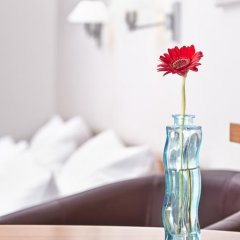 Hotel am Borsigturm 4* Стандартный номер с двуспальной кроватью фото 5