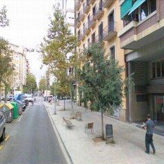 Отель Livingstone Барселона парковка