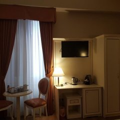 Отель Relais Bocca di Leone 3* Представительский номер с различными типами кроватей фото 3