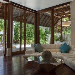 Отель Conrad Maldives Rangali Island 5* Люкс с различными типами кроватей фото 4