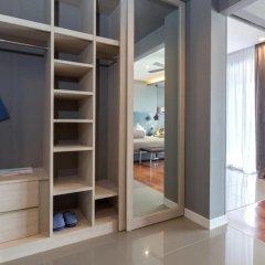 Отель X10 Seaview Suite Panwa Beach Люкс с двуспальной кроватью фото 2