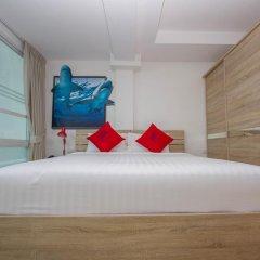 Отель Rang Hill Residence 4* Номер Делюкс с двуспальной кроватью фото 11