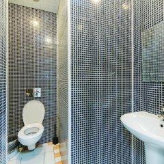 Мини-Отель Компас Кровать в общем номере с двухъярусной кроватью фото 20