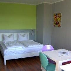 Отель Apartcity-Serviced Apartments Германия, Берлин - 1 отзыв об отеле, цены и фото номеров - забронировать отель Apartcity-Serviced Apartments онлайн комната для гостей фото 2