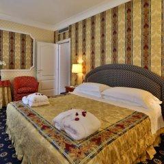 Grand Hotel Adriatico 4* Люкс с различными типами кроватей фото 4