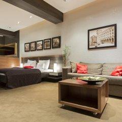 Belgrade Boutique Hotel 4* Стандартный номер с различными типами кроватей фото 5