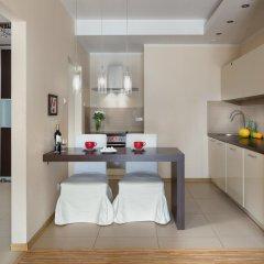 Апартаменты Chopin Apartments Platinum Towers Улучшенные апартаменты с различными типами кроватей фото 7