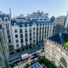 Апартаменты Deco Apartments Barcelona Decimonónico балкон