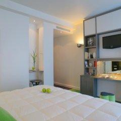 Отель Hôtel Bel Ami 5* Стандартный номер с различными типами кроватей фото 4