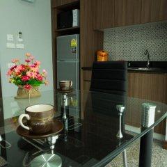Апартаменты Modernbright Service Apartment Улучшенный номер фото 2