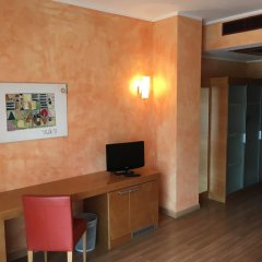 Отель Plus Welcome Milano 3* Стандартный номер с различными типами кроватей фото 3