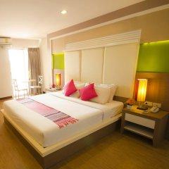 Отель Charoenchit House 2* Номер Делюкс с различными типами кроватей фото 8