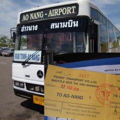 Отель Pro Chill Krabi Guesthouse Таиланд, Краби - отзывы, цены и фото номеров - забронировать отель Pro Chill Krabi Guesthouse онлайн городской автобус