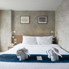 Отель Buddy Boutique Inn 3* Улучшенный номер с различными типами кроватей фото 13
