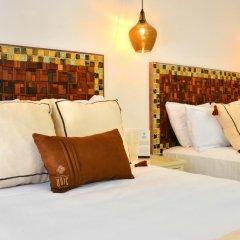 Unic Design Hotel 3* Номер Делюкс с различными типами кроватей фото 5
