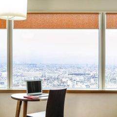 Отель Aparthotel Adagio Paris Centre Tour Eiffel 4* Студия с двуспальной кроватью