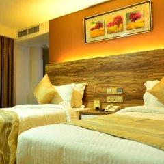 Pearl City Hotel 3* Номер Делюкс с двуспальной кроватью фото 7