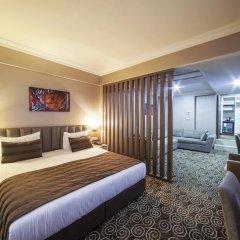 Delta Hotel Istanbul Стандартный номер с двуспальной кроватью фото 4