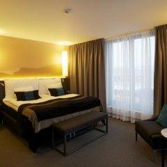 Clarion Hotel Sense 4* Люкс с различными типами кроватей фото 4