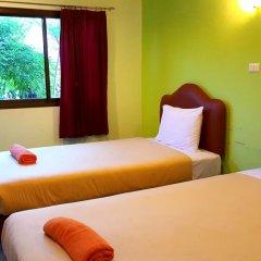 Отель Baan Suan Sook Resort 3* Стандартный номер с различными типами кроватей фото 10