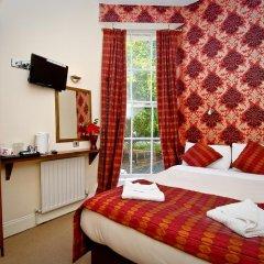 Leigh House Hotel 3* Стандартный номер с двуспальной кроватью фото 3