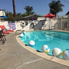 Отель Shell Beach Inn бассейн фото 3