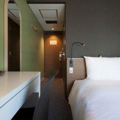 Отель Agora Place Asakusa 3* Стандартный номер с различными типами кроватей фото 5