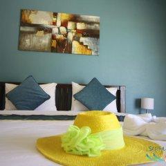 Отель Saphli Villa Beach Resort в номере